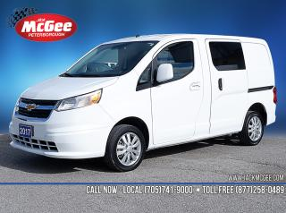 Used 2017 Chevrolet City Express 1LT Summer and Winter Tires Included for sale in Peterborough, ON