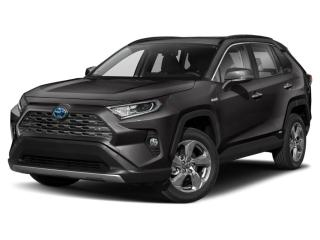 Used 2019 Toyota RAV4 Hybrid Limited for sale in Moncton, NB