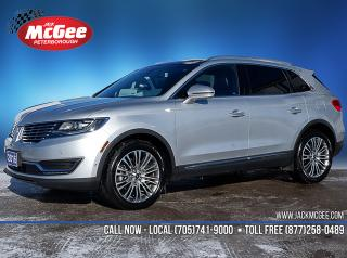 Used 2016 Lincoln MKX Reserve for sale in Peterborough, ON