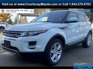 Used 2015 Land Rover Evoque Pure Plus for sale in Courtenay, BC