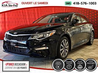 Used 2019 Kia Optima LX+ *CARPLAY *CAMERA *CRUISE *A/C for sale in Québec, QC