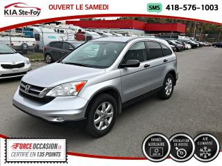 Used 2011 Honda CR-V LX *AWD *CRUISE *AUX *A/C for sale in Québec, QC