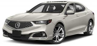 Used 2020 Acura TLX Tech A-Spec for sale in Burlington, ON