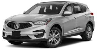 Used 2020 Acura RDX avec ensemble Technologie Tech for sale in Burlington, ON