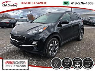 Used 2020 Kia Sportage EX *AWD *CARPLAY *CAMERA *A/C for sale in Québec, QC