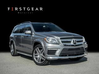 Used 2016 Mercedes-Benz GL GL 350 I BlueTEC I NAVIGATION I BACKUP I NO ACCIDENT for sale in Toronto, ON