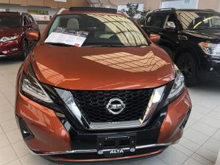 Used 2019 Nissan Murano SL for sale in Richmond Hill, ON
