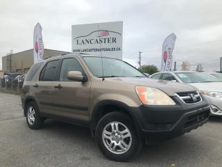 Used 2003 Honda CR-V EX for sale in Ottawa, ON