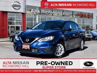 Used 2019 Nissan Sentra SV Style PKG   16 Alloy   Apple Carplay   Sunroof for sale in Richmond Hill, ON