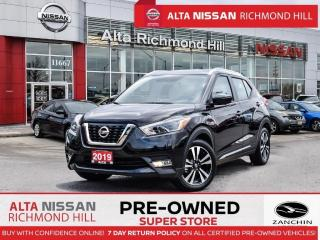 Used 2019 Nissan Kicks SR   Apple Carplay   360 CAM   Bose   Remote Start for sale in Richmond Hill, ON