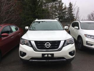 Used 2019 Nissan Pathfinder Platine for sale in Richmond Hill, ON