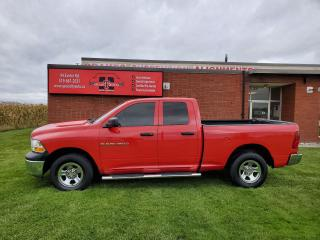 Used 2011 RAM 1500 SLT for sale in London, ON