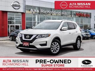 Used 2020 Nissan Rogue S Special Edtn   Rear CAM   BSW   Apple Carplay for sale in Richmond Hill, ON