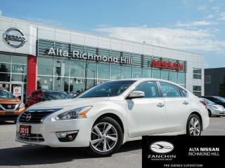 Used 2015 Nissan Altima 2.5 SL for sale in Richmond Hill, ON