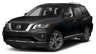 New 2020 Nissan Pathfinder Platinum for sale in Richmond Hill, ON