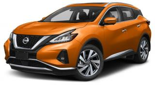 New 2020 Nissan Murano SL for sale in Richmond Hill, ON