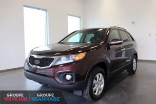 Used 2011 Kia Sorento LX FWD || MAGS || BLUETOOTH || JAMAIS ACCIDENTÉ for sale in Brossard, QC