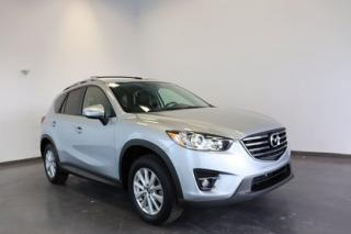 Used 2016 Mazda CX-5 GS AWD || CUIR || TOIT || NAVI JAMAIS ACCIDENTÉ for sale in Brossard, QC