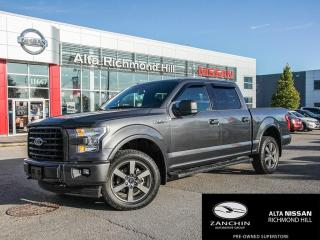 Used 2017 Ford F-150 XLT for sale in Richmond Hill, ON