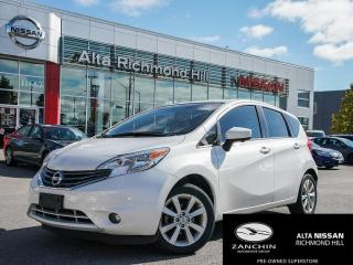 Used 2016 Nissan Versa Note 1.6 SL for sale in Richmond Hill, ON