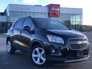 Used 2016 Chevrolet Trax LTZ for sale in Midland, ON