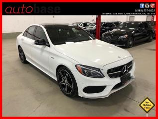 Used 2016 Mercedes-Benz C-Class C450 AMG 4MATIC PREMIUM POWER TRUNK CLOSER for sale in Vaughan, ON