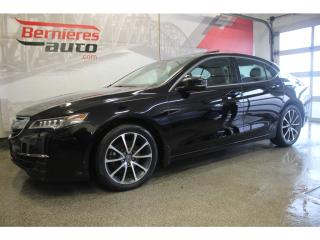 Used 2016 Acura TLX V6 Tech SH-AWD for sale in Lévis, QC