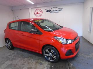 Used 2016 Chevrolet Spark LS for sale in Ancienne Lorette, QC