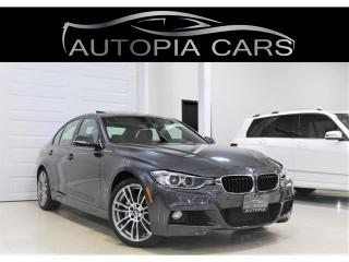 Used 2015 BMW 3 Series 4dr Sdn 328i xDrive M SPORT NAVIGATION BACKUP AWD for sale in North York, ON