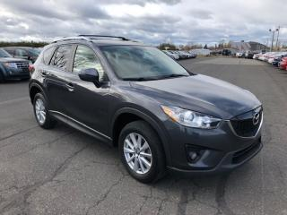 Used 2015 Mazda CX-5 Gs Awd + Toit for sale in Lévis, QC