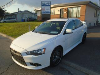 Used 2014 Mitsubishi Lancer AWD for sale in Ancienne Lorette, QC