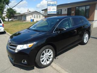 Used 2013 Toyota Venza for sale in Ancienne Lorette, QC