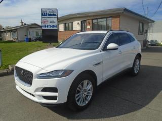 Used 2018 Jaguar F-PACE for sale in Ancienne Lorette, QC