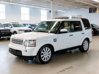 Used 2012 Land Rover LR4 HSE/7PASS/NAVI/BACK-UP CAMERA/HEATED STEERING WHEEL/PANO! for sale in Toronto, ON