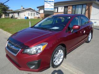 Used 2013 Subaru Impreza for sale in Ancienne Lorette, QC