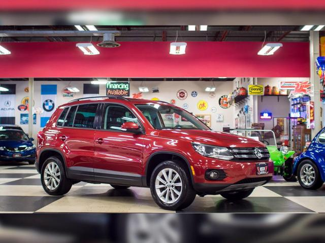 2015 Volkswagen Tiguan 2.0TSI COMFORTLINE AUT0 AWD LEATHER PANO/ROOF 120K
