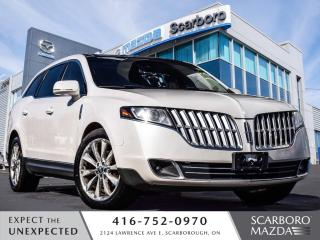 Used 2011 Lincoln MKT ECCOBOOST|7 PASSENGERS|AWD|REAR CAMERA for sale in Scarborough, ON
