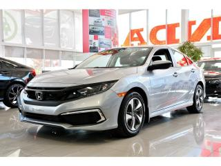 Used 2019 Honda Civic LX Démonstrateur, beaucoup d'extra for sale in Boucherville, QC