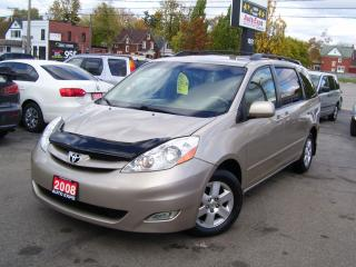 Used 2008 Toyota Sienna LE,ONE OWNER,CERTIFIED,ALLOYS,TINTED,POWER SLIDER for sale in Kitchener, ON