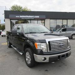 Used 2011 Ford F-150 Supercab XLT XTR 4x4 for sale in St-Hubert, QC