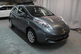 Used 2016 Nissan Leaf ***S (BAS KILO 13600KM) CHARGE RAPIDE ! for sale in St-Constant, QC