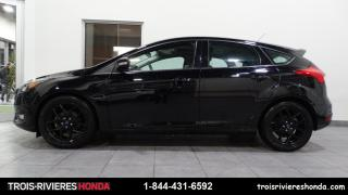 Used 2017 Ford Focus SEL for sale in Trois-Rivières, QC