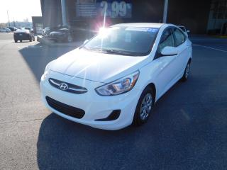 Used 2017 Hyundai Accent GL,A/C,CRUISE,BLUETOOTH,SIEGES CHAUFFANTS for sale in Mirabel, QC