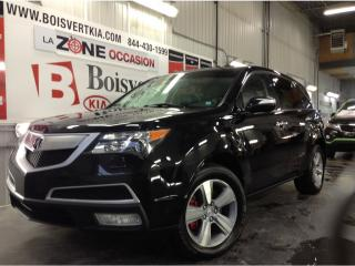 Used 2013 Acura MDX AWD CUIR TOIT OUVRANT CAMÉRA DE RECULE !!!!! for sale in Blainville, QC