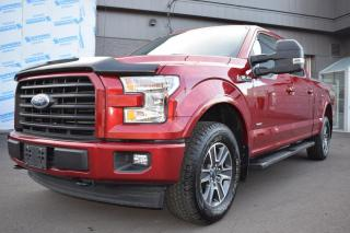 Used 2017 Ford F-150 XLT SPORT for sale in St-Eustache, QC