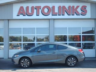 Used 2013 Honda Civic LX  sunroof.. low low kms for sale in St Catharines, ON