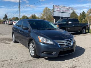 Used 2013 Nissan Sentra SV for sale in Komoka, ON