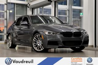 Used 2013 BMW 3 Series 335i xDrive * M PACK * NAV * CAM RECUL for sale in Vaudreuil-Dorion, QC