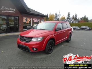 Used 2015 Dodge Journey SXT for sale in St-Prosper, QC