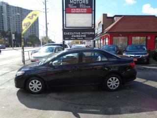 Used 2009 Toyota Corolla CE/ NEW BRAKES / CERTIFIED / MINT / PWR GROUP / for sale in Scarborough, ON